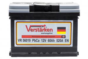 Batteria Auto 60 AH